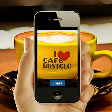 Cafe Bustelo Pitch