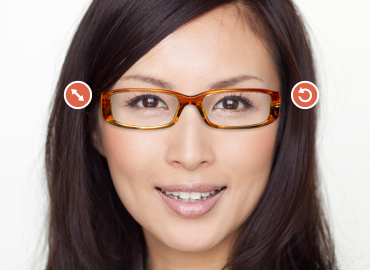 Pearle Vision Try-On Tool
